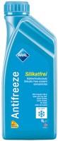 Фото - Охлаждающая жидкость Aral Antifreeze Silikatfrei 1L