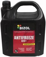 Охлаждающая жидкость BIZOL Coolant G12 Plus Concentrate 5L