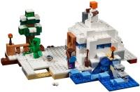 Фото - Конструктор Lego The Snow Hideout 21120