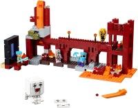 Фото - Конструктор Lego The Nether Fortress 21122
