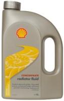 Охлаждающая жидкость Shell Premium 4L