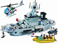 Фото - Конструктор Brick Missile Cruiser 821