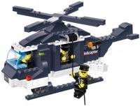 Конструктор Brick Helicopter 40217