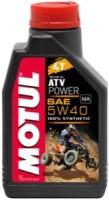 Моторное масло Motul ATV Power 4T 5W-40 1L