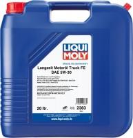 Моторное масло Liqui Moly Langzeit-Motoroil Truck FE 5W-30 20L