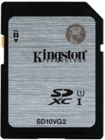 Фото - Карта памяти Kingston SDXC Class 10 UHS-I 128Gb