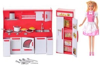 Кукла DEFA Kitchen Gift Set