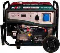 Электрогенератор Senci SC8000-EI