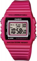 Фото - Наручные часы Casio W-215H-4A