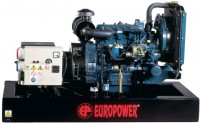 Фото - Электрогенератор Europower EP123DE