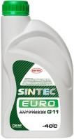 Охлаждающая жидкость Sintec Euro 1L