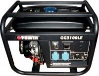 Фото - Электрогенератор Qpower QGG3100LE