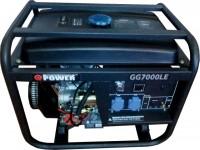 Электрогенератор Qpower QGG7000LE