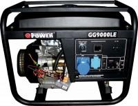 Фото - Электрогенератор Qpower QGG9000LE