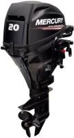 Фото - Лодочный мотор Mercury F25ELPT EFI