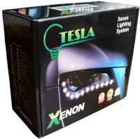 Фото - Ксеноновые лампы Tesla H11 Inspire/Inspire 4300K