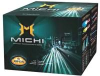 Фото - Ксеноновые лампы Michi H4 5000K Bi-Xenone Kit
