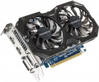 Фото - Видеокарта Gigabyte GeForce GTX 750 Ti GV-N75TWF2OC-4GI
