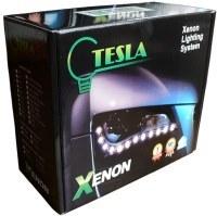 Фото - Ксеноновые лампы Tesla H4B Eco Style/Inspire 6000K Bi-Xenone