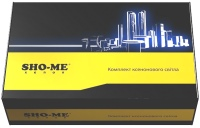 Фото - Ксеноновые лампы Sho-Me H1 Slim 6000K