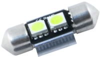 Автолампа Brees C5W T10x31 2SMD CAN 1pcs