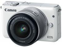 Фото - Фотоаппарат Canon EOS M10 kit 15-45