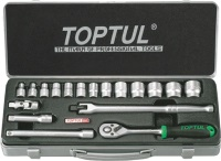 Фото - Набор инструментов TOPTUL GCAD1806