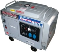 Электрогенератор GLENDALE GP6500L-SLE/3