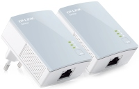 Фото - Powerline адаптер TP-LINK TL-PA411KIT