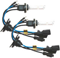 Ксеноновые лампы Sho-Me HB3 6000K 35W 2 pcs