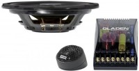 Автоакустика Gladen SQX130 Slim