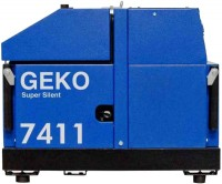 Электрогенератор Geko 7411 ED-AA/HEBA SS BLC