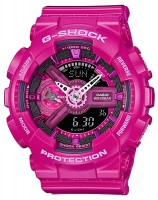 Фото - Наручные часы Casio GMA-S110MP-4A3