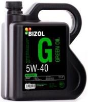 Моторное масло BIZOL Green Oil 5W-40 4L