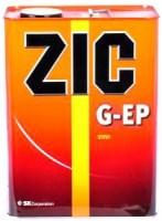 Трансмиссионное масло ZIC G-EP 80W-90 4L