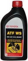 Трансмиссионное масло Toyota ATF WS USA 1L
