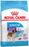 Фото - Корм для собак Royal Canin Giant Junior 4 kg