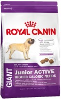 Корм для собак Royal Canin Giant Junior Active 15 kg