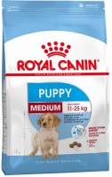 Фото - Корм для собак Royal Canin Medium Junior 4 kg