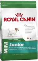 Фото - Корм для собак Royal Canin Mini Junior 8 kg