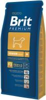 Корм для собак Brit Premium Senior M 3 kg