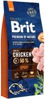 Корм для собак Brit Premium Sport 15 kg