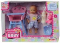 Кукла Simba Mini New Born Baby 5039806
