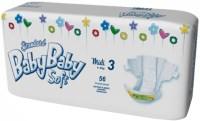 Фото - Подгузники BabyBaby Soft Standard 3 / 56 pcs