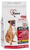 Фото - Корм для собак 1st Choice Adult Sensitive Skin/Coat 2.72 kg