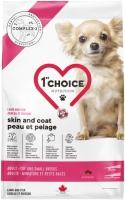 Корм для собак 1st Choice Adult Toy/Small Heathy Skin and Coat 2.72 kg