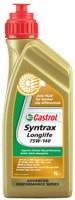 Трансмиссионное масло Castrol Syntrax Longlife 75W-140 1L