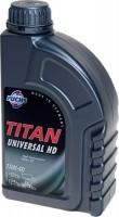 Моторное масло Fuchs Titan Universal HD 15W-40 1L