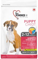 Корм для собак 1st Choice Puppy Sensitive Skin and Coat 0.35 kg