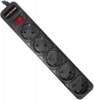 Фото - Сетевой фильтр / удлинитель Logicpower LP-X5-UPS/2m